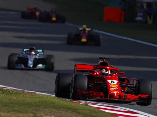 Hat Ferrari Mercedes jetzt den Rang abgelaufen?
