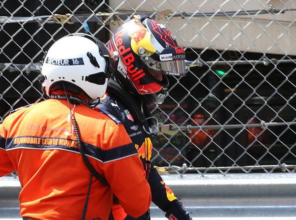 Max Verstappen startet beim Grand Prix von Monaco vom letzten Startplatz