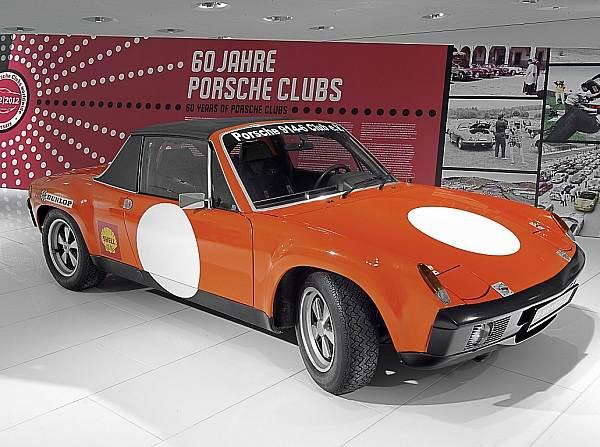 news porsche museum feiert 60 jahre clubszene auto bei motorsport. Black Bedroom Furniture Sets. Home Design Ideas