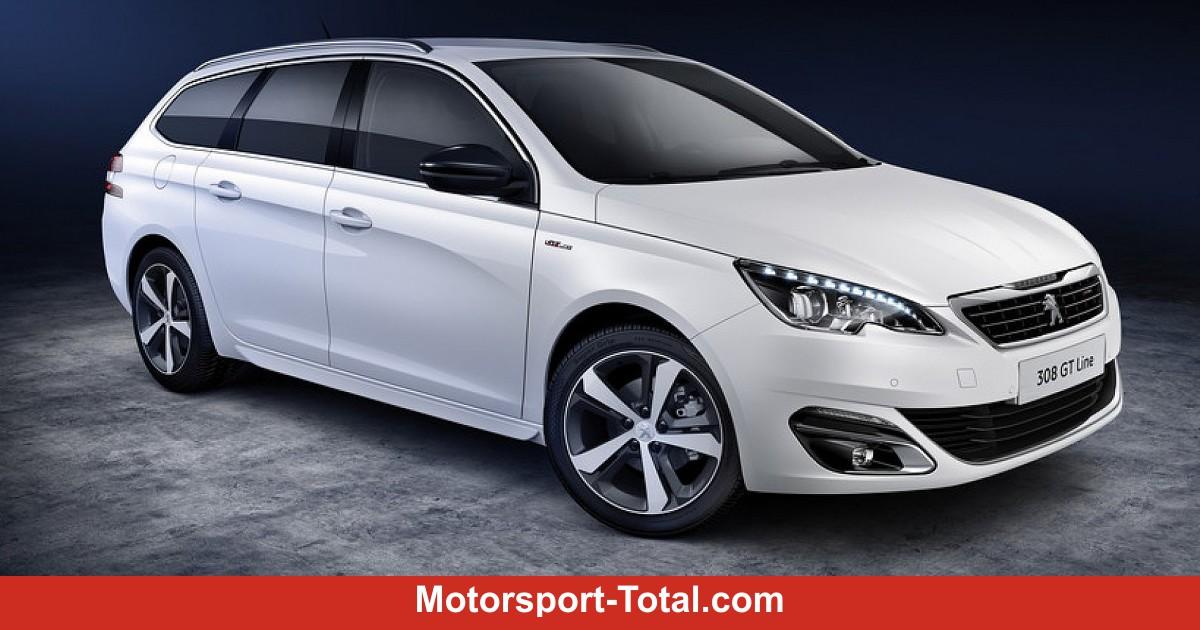 Veredler: Peugeot bringt 308 GT-Line - Auto bei Motorsport ...