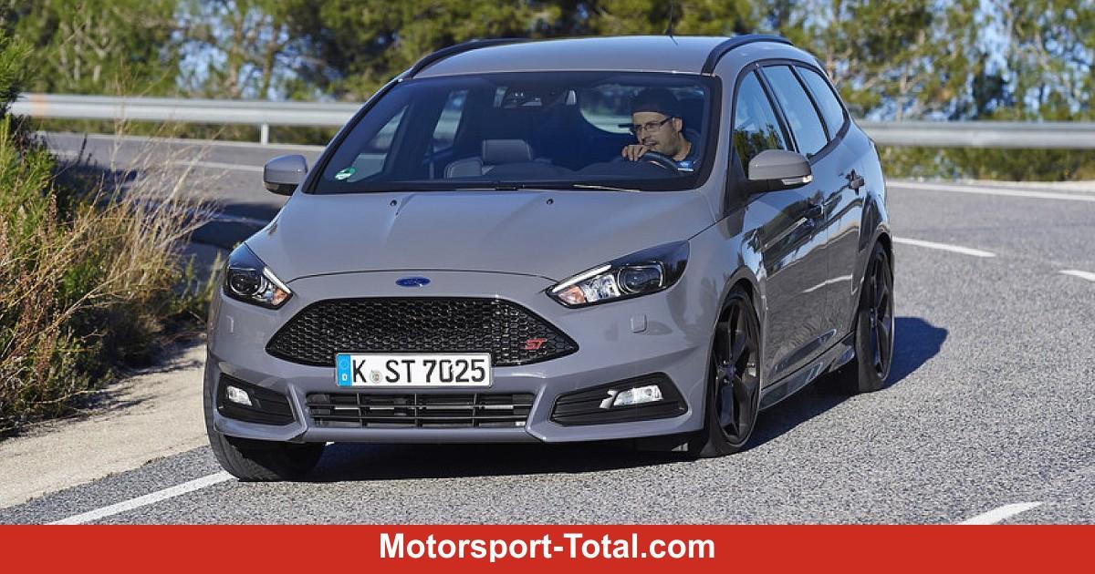News: Ford Focus ST Kombi: Graue Maus oder Kracher? - Auto ...