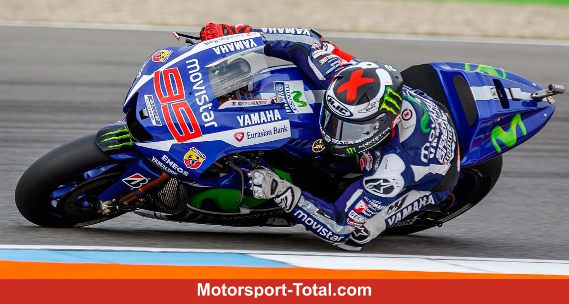 MotoGP Brnn 2015: Lorenzo holt mit Sieg die WM-Fhrung - Motorrad bei Motorsport-Total.com