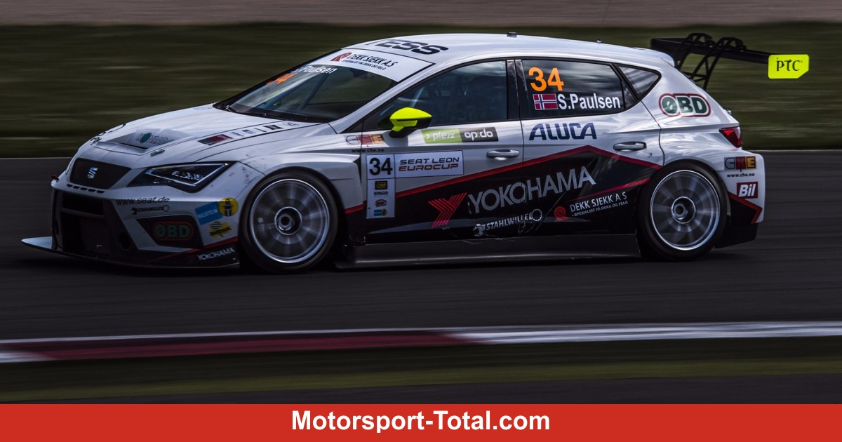seat leon eurocup stian paulsen verteidigt tabellenfhrung mit sieg in silverstone mehr. Black Bedroom Furniture Sets. Home Design Ideas
