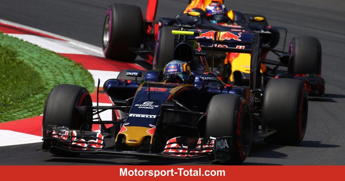 Freitagspoker und Reifenfalle: Toro Rosso ist gewarnt - Formel 1 bei Motorsport-Total.com