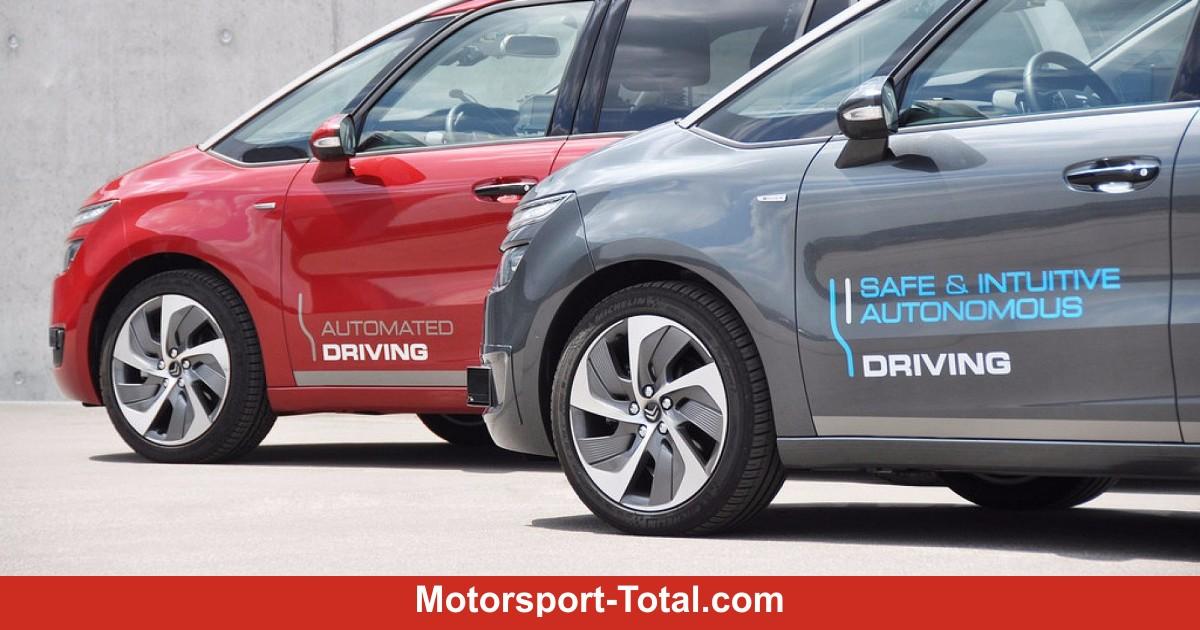 Visionen Psa Peugeot Citron Ab 2018 Mit Ersten Autonomen