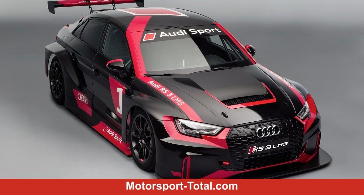 Sonstiges Audi Steigt Mit Rs3 Lms In Tcr Markt Ein Mehr