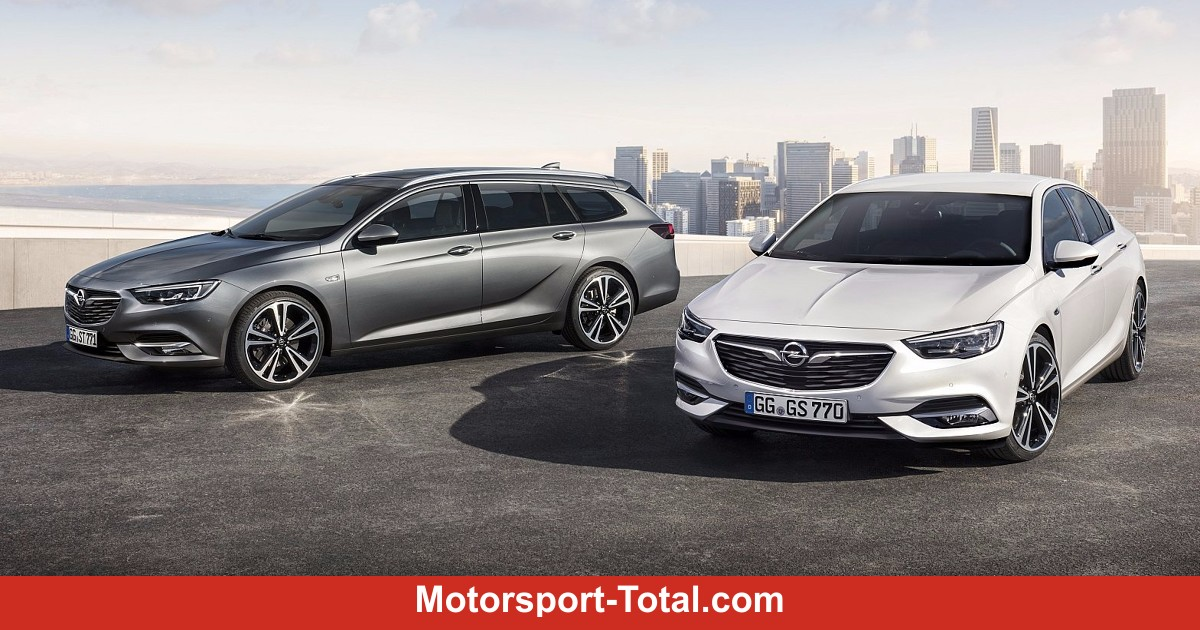 News Opel Insignia Grand Sport 2017 Preis Ab 25 940 Euro