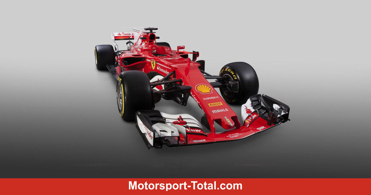 formel 1 autos 2017 technische daten des ferrari sf70 h formel 1 bei motorsport. Black Bedroom Furniture Sets. Home Design Ideas