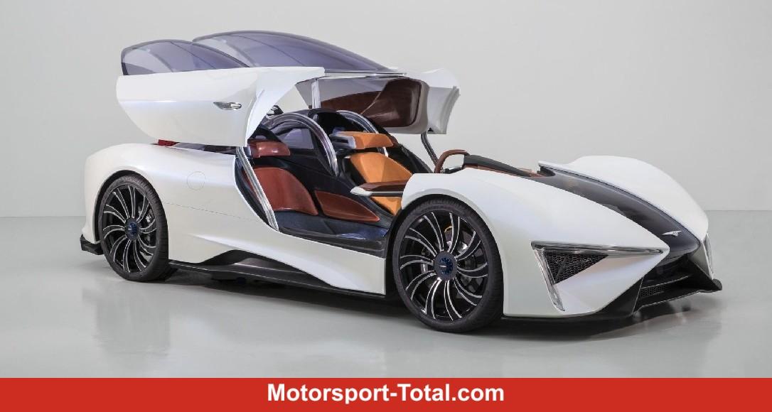 premieren techrules ren supercar 2018 infos supersportler mit turbine auto bei motorsport. Black Bedroom Furniture Sets. Home Design Ideas