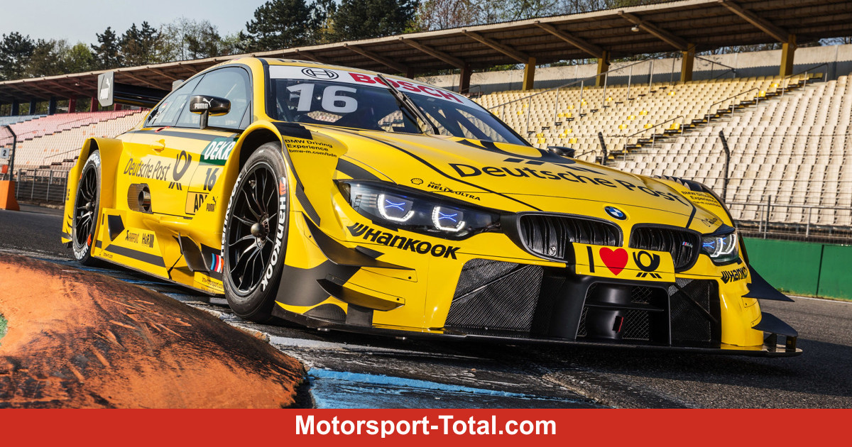 dtm autos 2017 technische daten des bmw m4 dtm dtm bei. Black Bedroom Furniture Sets. Home Design Ideas