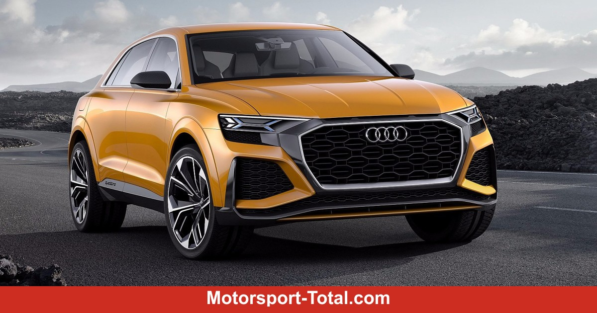 news audi q8 audi q4 die fertigung beginnt 2018 auto bei motorsport. Black Bedroom Furniture Sets. Home Design Ideas