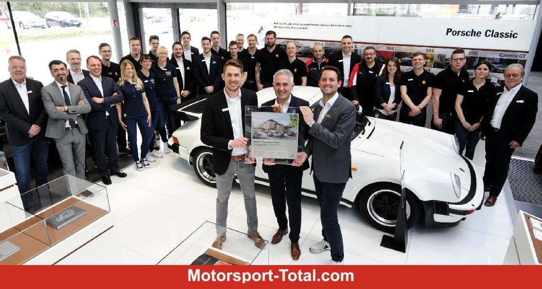 Aktuelles ausgezeichnet porsche zentrum bblingen for Porsche zentrum boblingen