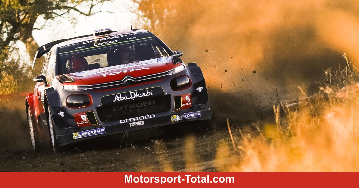 wrc argentinien debakel fr citroen am freitag rallye bei motorsport. Black Bedroom Furniture Sets. Home Design Ideas