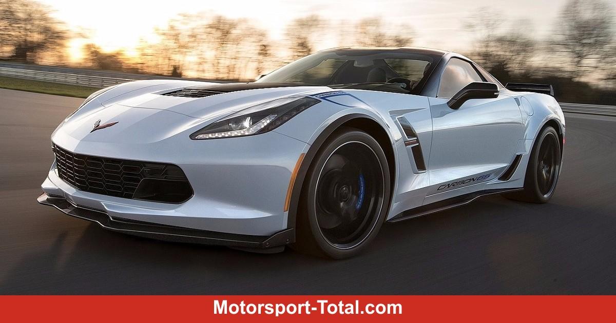 News Chevrolet Corvette Quot Carbon 65 Edition Quot Kommt Nach