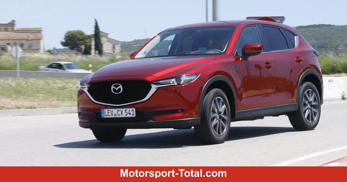 news mazda cx 5 2017 bilder infos zu preis daten abmessungen auto bei motorsport. Black Bedroom Furniture Sets. Home Design Ideas