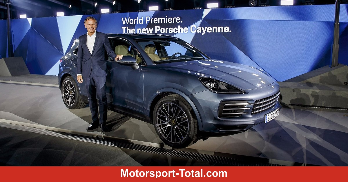 news porsche cayenne 2018 vorstellung info zu preis diesel auto bei motorsport. Black Bedroom Furniture Sets. Home Design Ideas