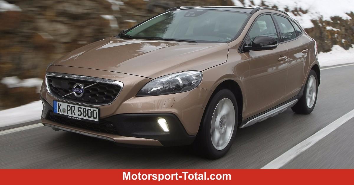 News: Volvo V40 Cross Country: Preis, Mae, Anhngelast ...