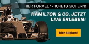 Formel-1-Tickets