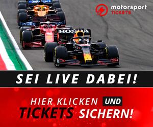 Formel-1-Tickets kaufen
