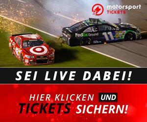 NASCAR-Tickets kaufen